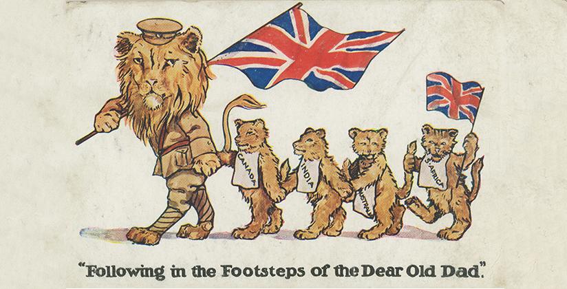 British Propaganda Ww1